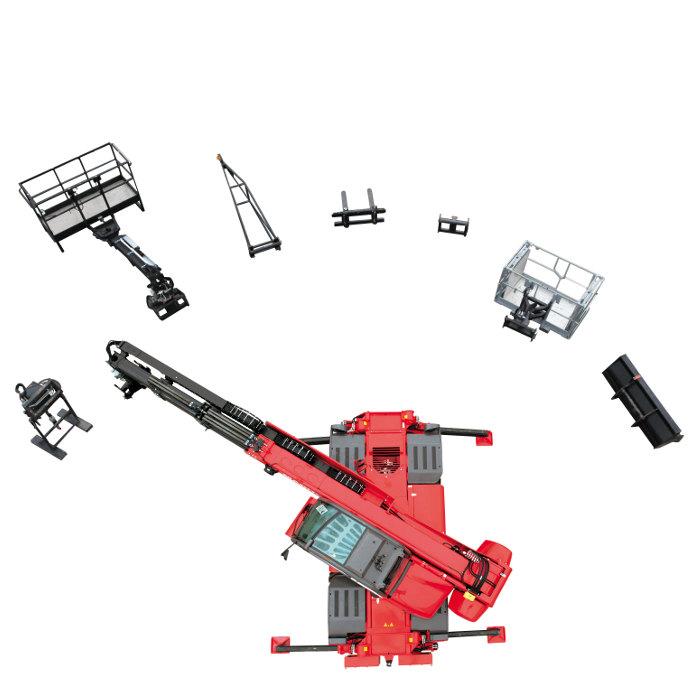 Ładowarka teleskopowa Manitou MRT 2150